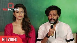 Ritiesh Deshmukh Full Speech   Great grand Masti Movie Leaked Press Conference