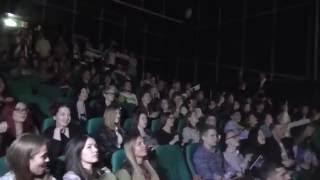 Как болели за Сергея Лазарева в Москве на EUROVISION LIVE PARTY
