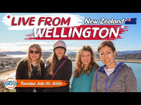 Live From Wellington New Zealand - Growing Up Without Borders