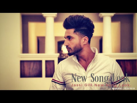 Jassi Gill new song look, Snapchat - 15/3/2018