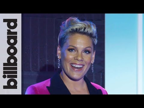 P!nk Accepts Legend of Live and Tour of the Year Award | Billboard Live Music Summit 2019