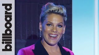 P!nk_Accepts_Legend_of_Live_and_Tour_of_the_Year_Award_|_Billboard_Live_Music_Summit_2019