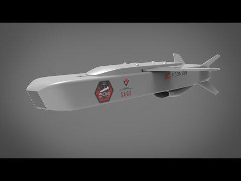 Турецкий дебют: новая крылатая ракета SOM очень скоро и в Азербайджане