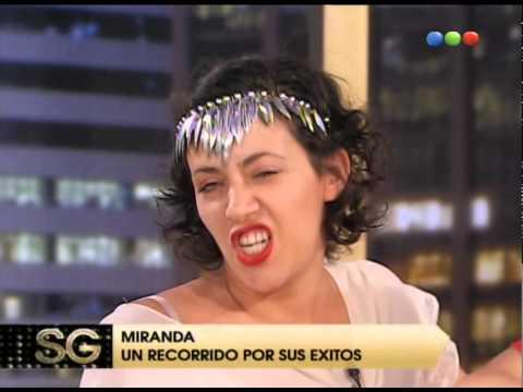 Miranda!: Perfecta ac�stico en vivo - Susana Gimenez 2008