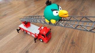 Пожарная Машина Обзор игрушек машинок Видео для детей про машинки игрушки