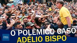 Eduardo Bolsonaro e o polêmico caso de Adélio Bispo