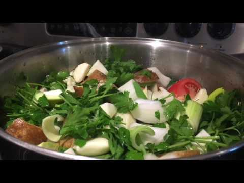 Hippocrates Soup - Gerson Therapy
