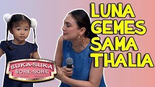 Luna Maya Gemes Banget Sama Thalia yang Jago Nyanyi Mandarin - Suka Suka Sore Sore (20/2)