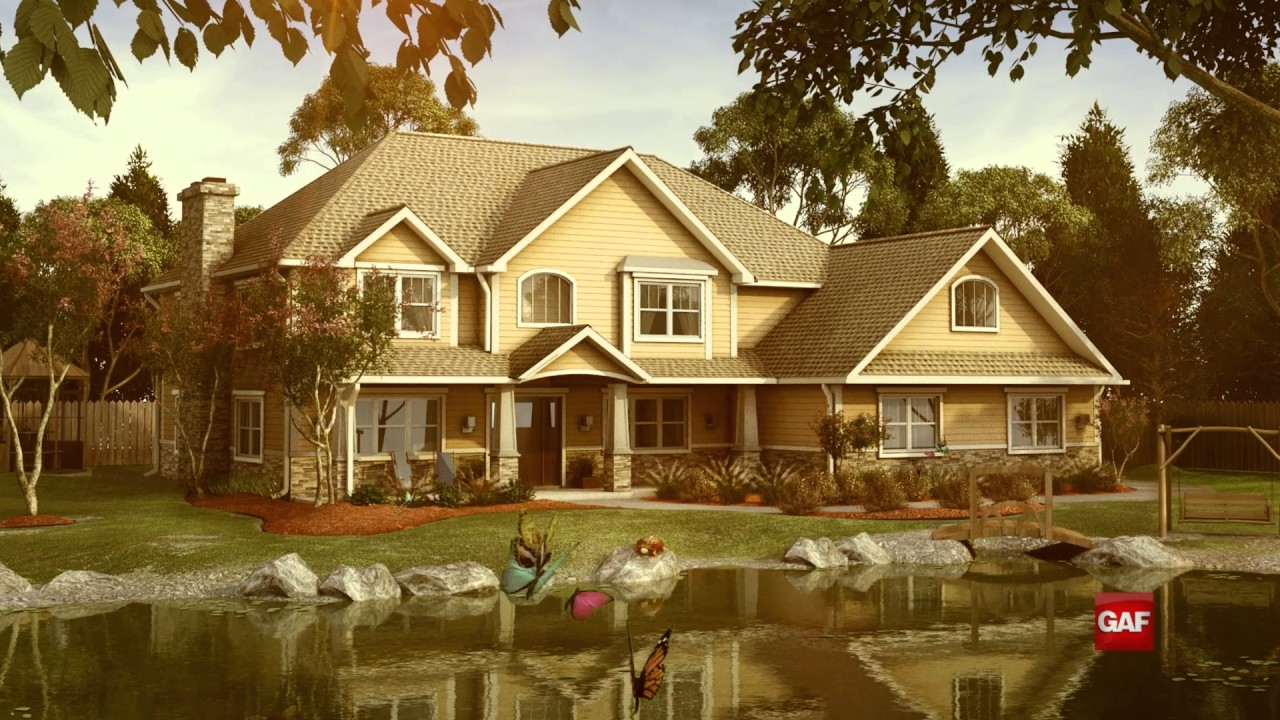 Gaf Timberline Hd Shingles Are America S 1 Selling Roof