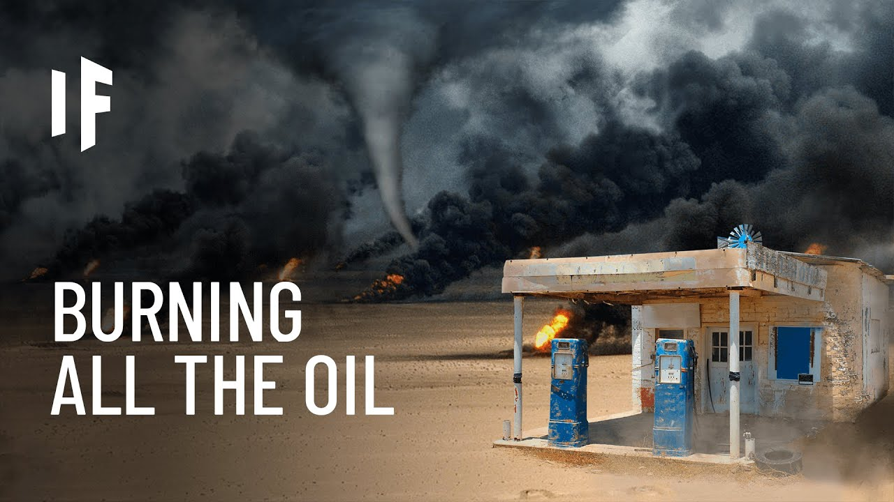 What If We Burn All the Oil?