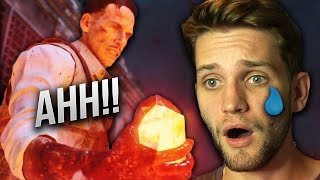 """NEW """"BLOOD OF THE DEAD"""" GAMEPLAY TRAILER REACTION!! (Ft. A Huge Announcement)"""