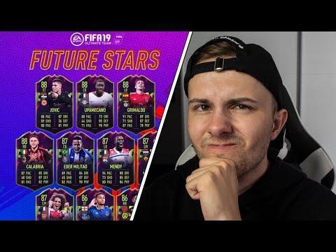 MEINUNG zu EA und den FUTURE STARS EVENT |  FIFA 19 GamerBrother STREAM HIGHLIGHTS