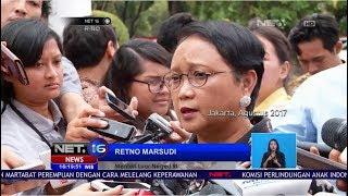 Peran Indonesia Dalam Meredam Aksi Korea Utara VS Amerika Selatan - NET16