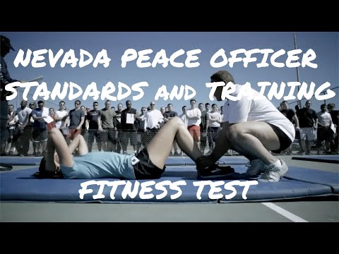 Nevada POST Physical Fitness Test