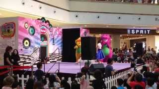 Barney and Friends Live Show at City Square Mall in Singapore! (Part 4)