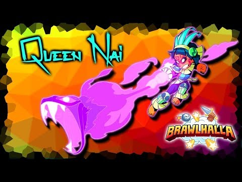 The QUEEN of VALHALLA! • Queen Nai Showcase • Brawlhalla 1v1 & 2v2 Diamond Gameplay