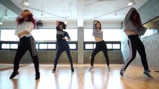 Korean girls super dance