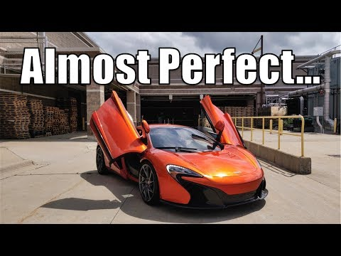 The Almost PERFECT $150k Used Supercar! | McLaren 650S Spider Review