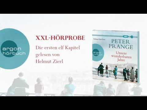 Unsere wunderbaren Jahre YouTube Hörbuch Trailer auf Deutsch