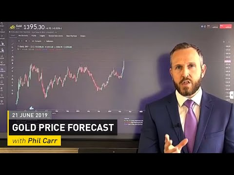 Commodity Report: Gold Price Forecast: 21 June 2019 - Where Next For