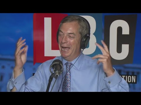 The Nigel Farage Show: Are you afraid to state your political views? Live U.S LBC - 26th Sept 2017