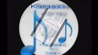 Har ek khushi yun farz ( Ghazal ) Free karaoke with lyrics by Hawwa -