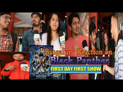 South India Review on Black Panther | Indian Public reaction on Black Panther Movie | Trailer | BM