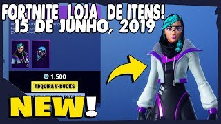 Fortnite Store-today's store 15/06/2019 new Skin + enveloping