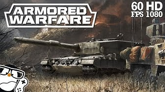 Armored Warfare - Modernere Panzer, besseres Spiel? [Deutsch|German] Gameplay