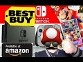 (OUTDATED) Nintendo Switch RESTOCK! AMAZON AND BEST BUY!!