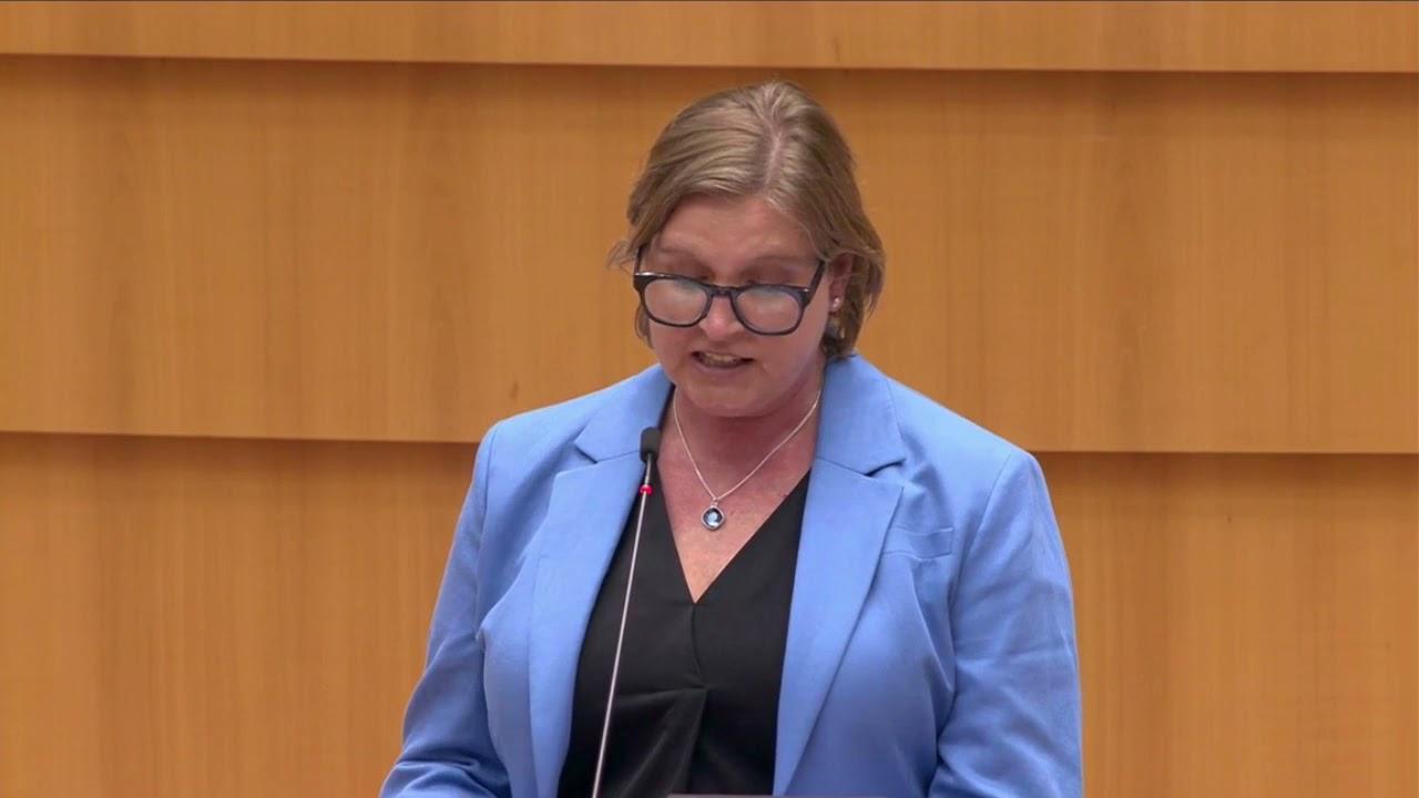 Karin Karlsbro 28 April 2021 plenary speech on chinese countersanctions