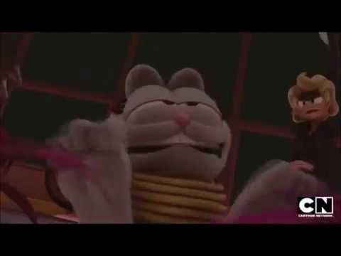 Garfield Show - Nermal Tickle Tortured
