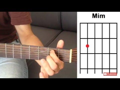 Un morceau qui claque à la guitare, avec les accords les plus faciles du monde
