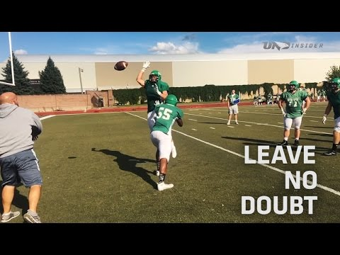 UND Football - Leave No Doubt - Best Taught Class On Campus