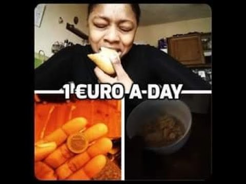 Living on 1 Euro A Day in France    Dionne Eckstein