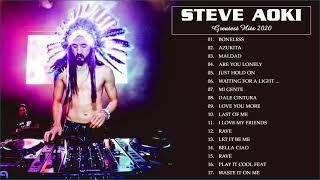 Best Of Steve Aoki 2020 - Steve Aoki Greatest Hits 2020- Top 20 Of Steve Aoki