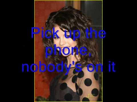 Selena Gomez - Falling Down +  Lyrics