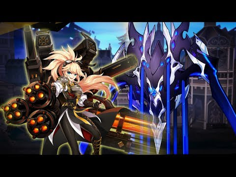 [Elsword] T.Storm Trooper 11-3 Elrianode City