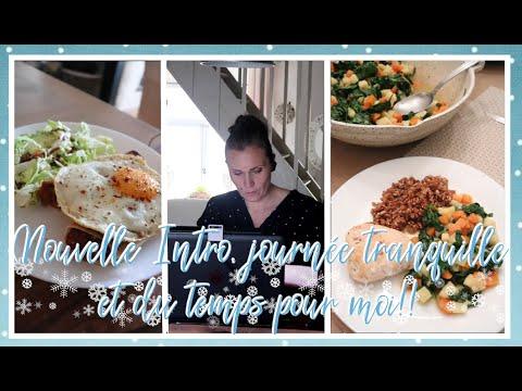vlog-du-19-février-:-wraps-ratatouille-et-œuf-à-cheval,-escalopes-de-dinde-farcie-et-trio-de-légumes