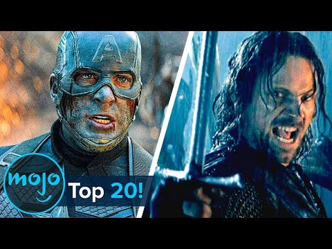 Top 20 Defining Movie Moments of the Century (So Far)