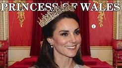 Kate Middleton Could Be Use Princess of Wales Title Since Diana