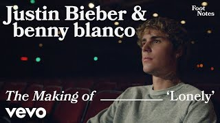 Justin Bieber, benny bląnco - Lonely (The Making of 'Lonely'/Vevo Footnotes)