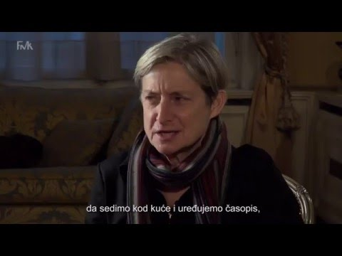 Interview with Judith Butler | Belgrade, 2015