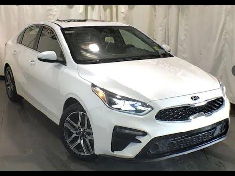 REVIEW 2019 Kia Forte| Snow Pearl| Courtesy Chrysler