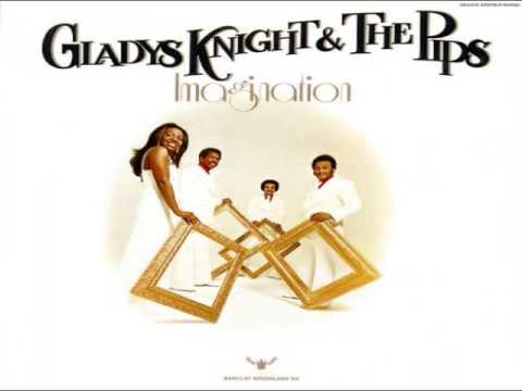 Gladys Knight & the Pips - Imagination LP  1973