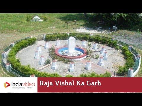 Raja Vishal Ka Garh, Vaishali | India Video
