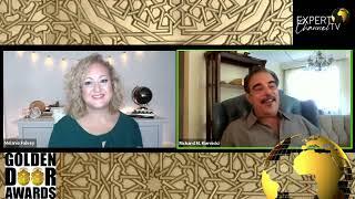 Golden Door Awards 2021 Shortlist- Richard Kiernicki on Expert Channel TV