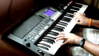 Hero (Enrique Iglesias) Piano Cover by Praveen Menezes