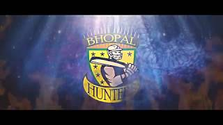 Bhopal hunters | official title song | mpl t-20