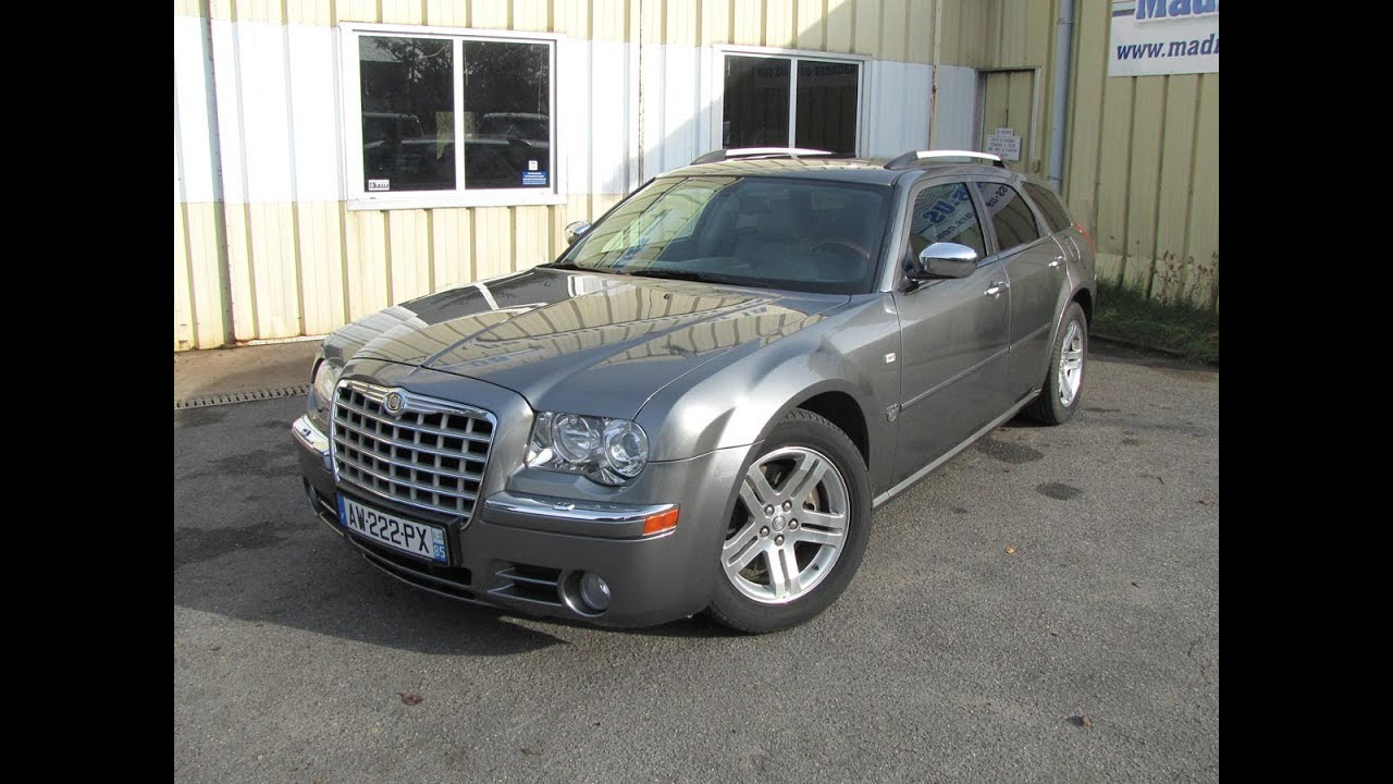 chrysler 300c touring crd 2007 youtube